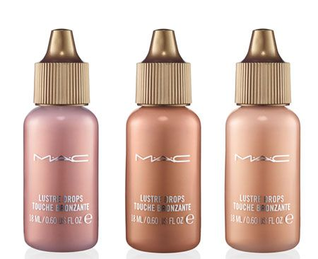 mac style warriors lustre drops