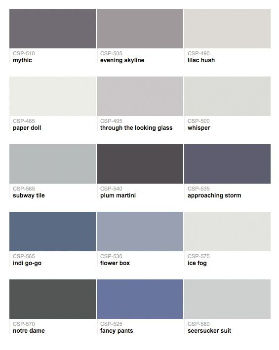 100 Benjamin Moore S Shadow Color How Paint Companies