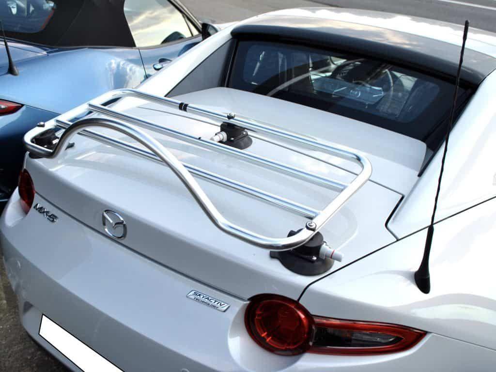 Mazda MX5 RF Luggage Rack No Clamps No Brackets No