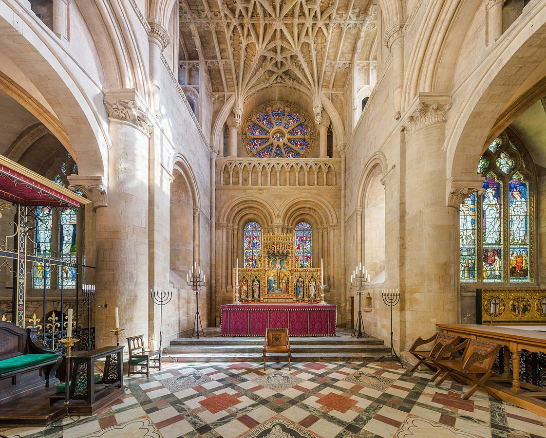 The Pillars of the Earth - Inside England's Medieval Cathedrals – 5