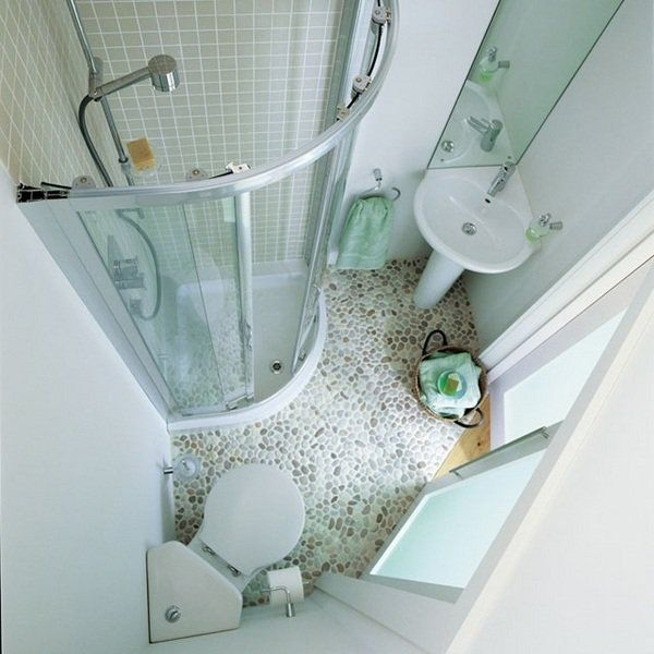 Small Shower Ideas For Bathrooms With Limited Space Small