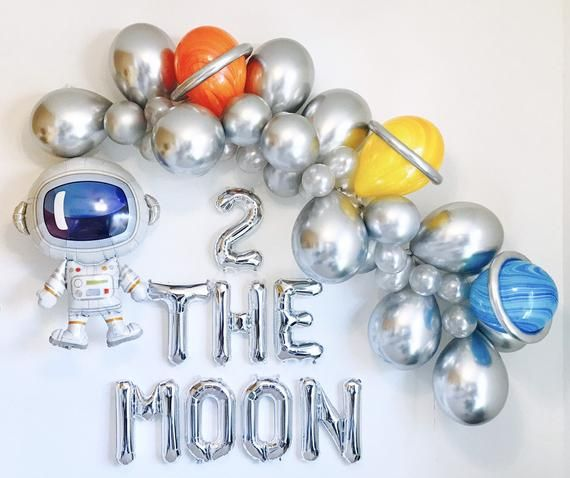 Astronaut Balloon, Space party, Out of this world, Outer Space Party, Astronaut, 2 the moon, Blast off Birthday, Space Birthday, To the Moon See more party ideas and share yours at CatchMyParty.com #catchmyparty #partyideas #spaceparty #spacebackdrop #spacepartydecorations #outerspaceparty