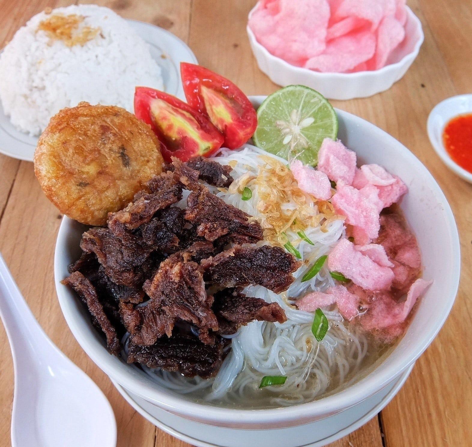 Resep Cara Membuat Masakan Soto Padang Sederhana Resep Resep Masakan Indonesia Masakan