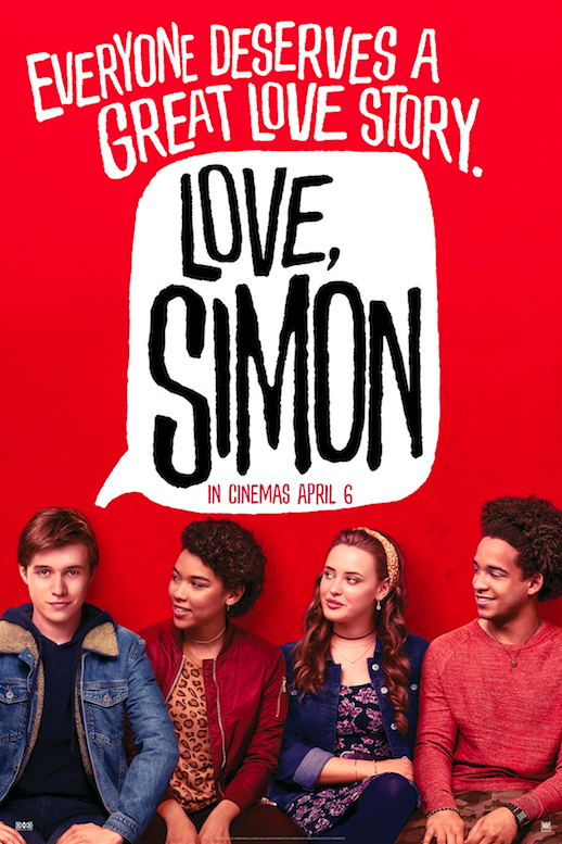 "Review: Love, Simon – ""Genuine and heartfelt"" | Simon"
