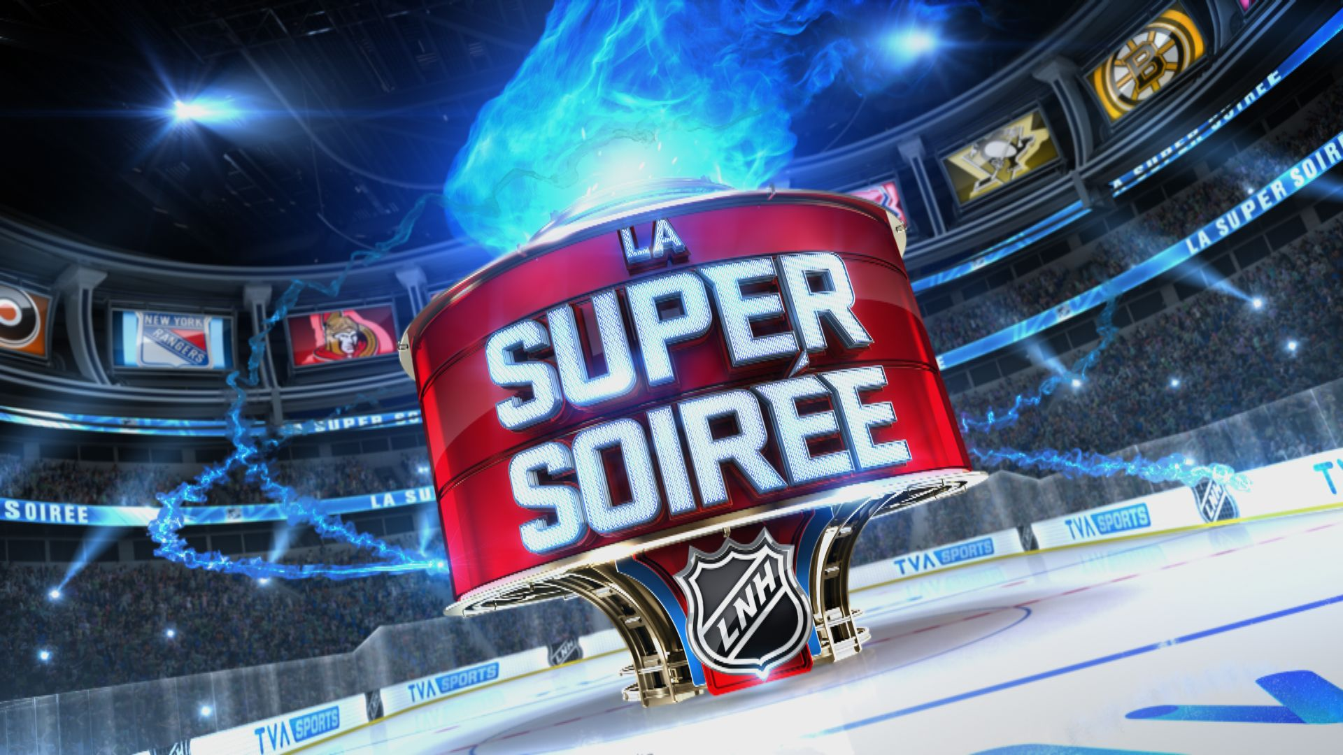 Reality Check Systems » La Super Soiree / TVA Sports