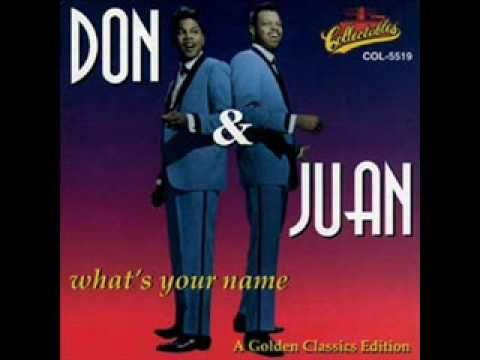 Don & Juan--- Is It Alright If I Love you
