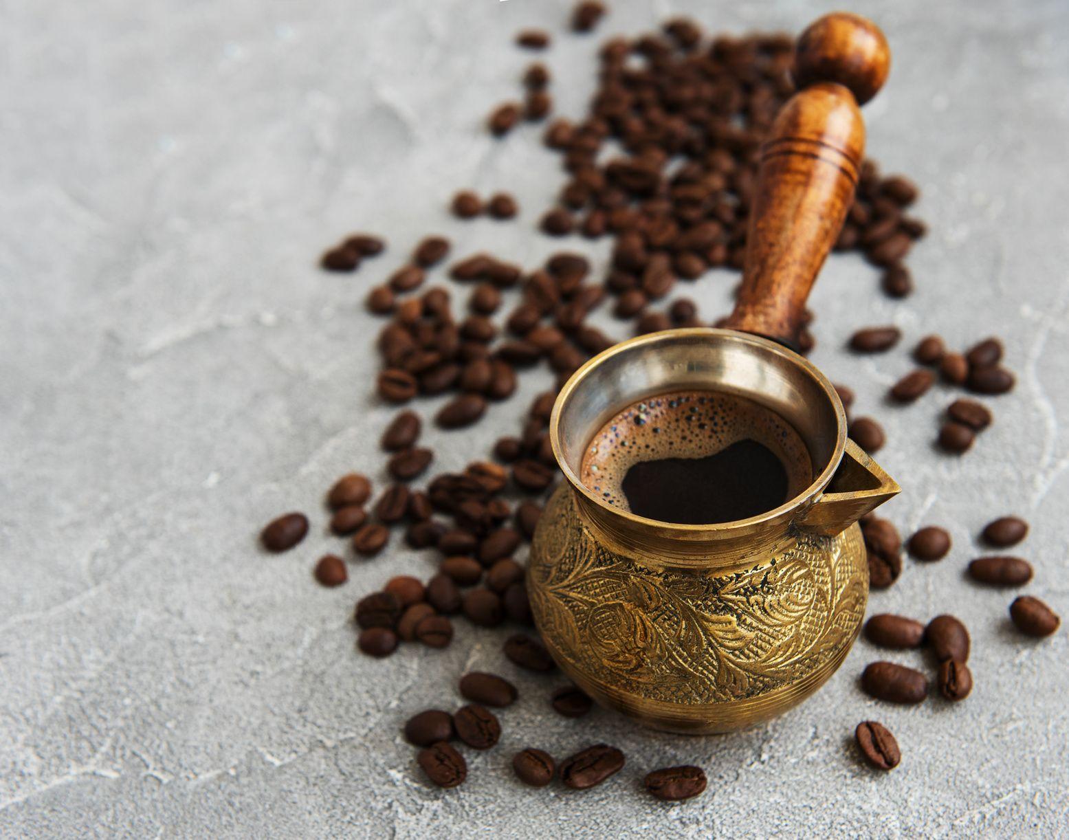 Café turc | Café turc, Café et Boissons chaude