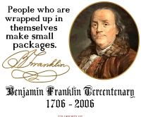 Benjamin Franklin Is Awesome