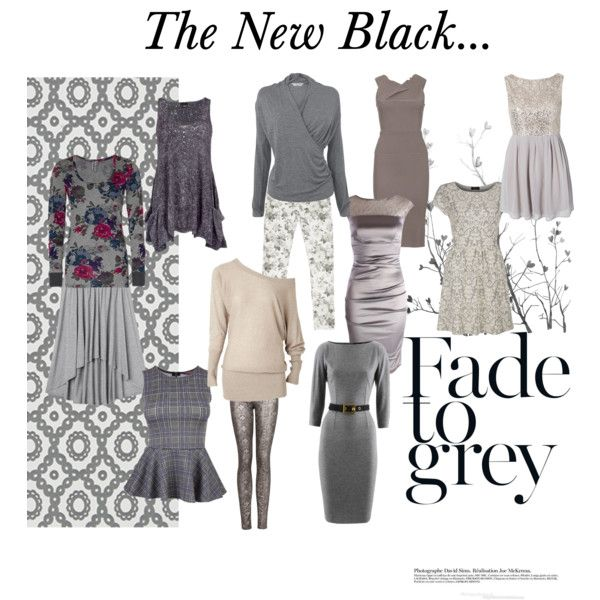 """Many Shades...."" by juliems3 on Polyvore"