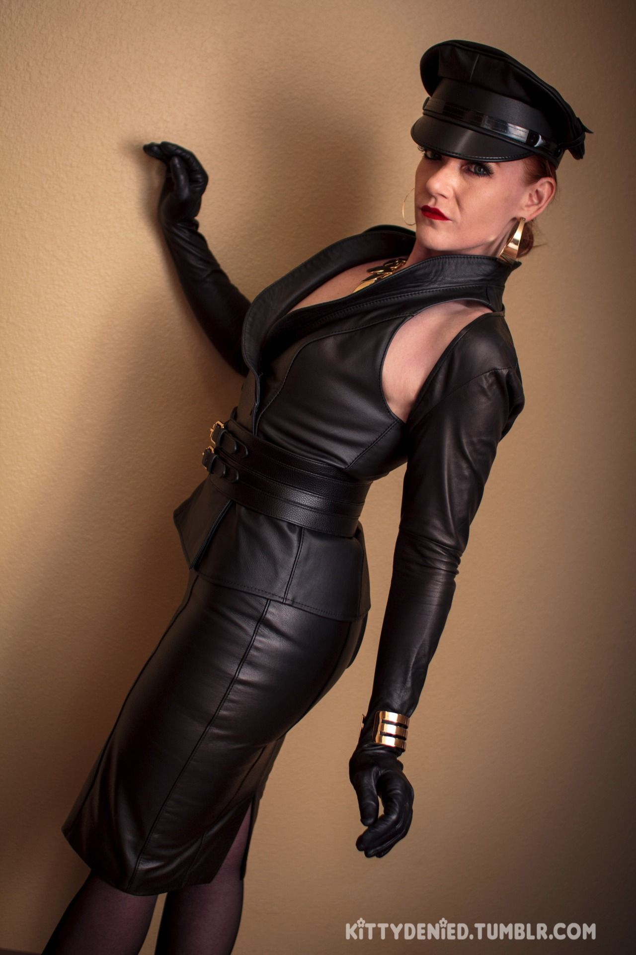 Mistress And Goddess Kittydenied Dont Have To Be A Domme To Look