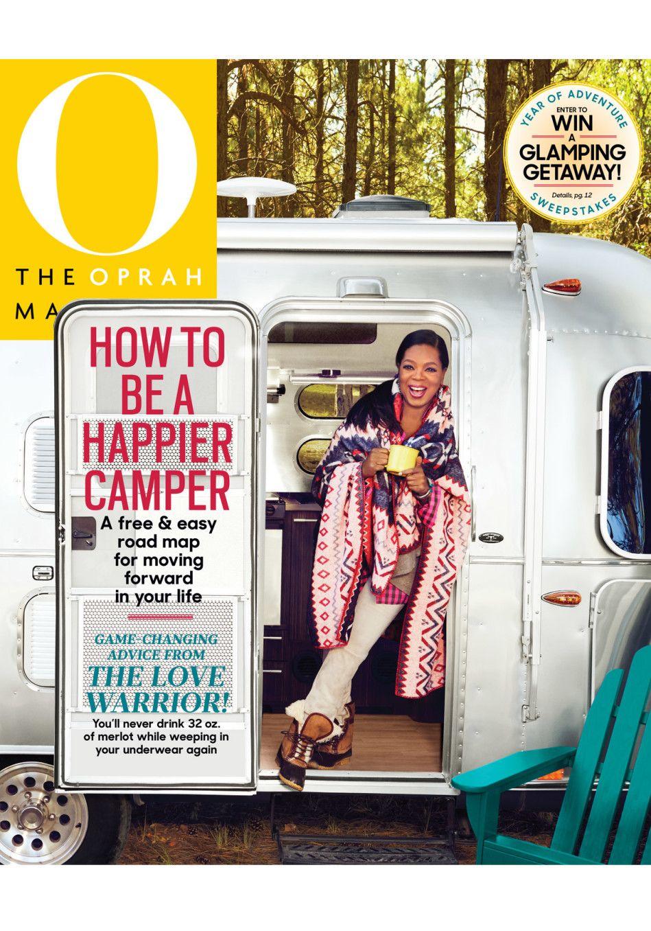 Behind the scenes of oprahs february 2017 cover oprah