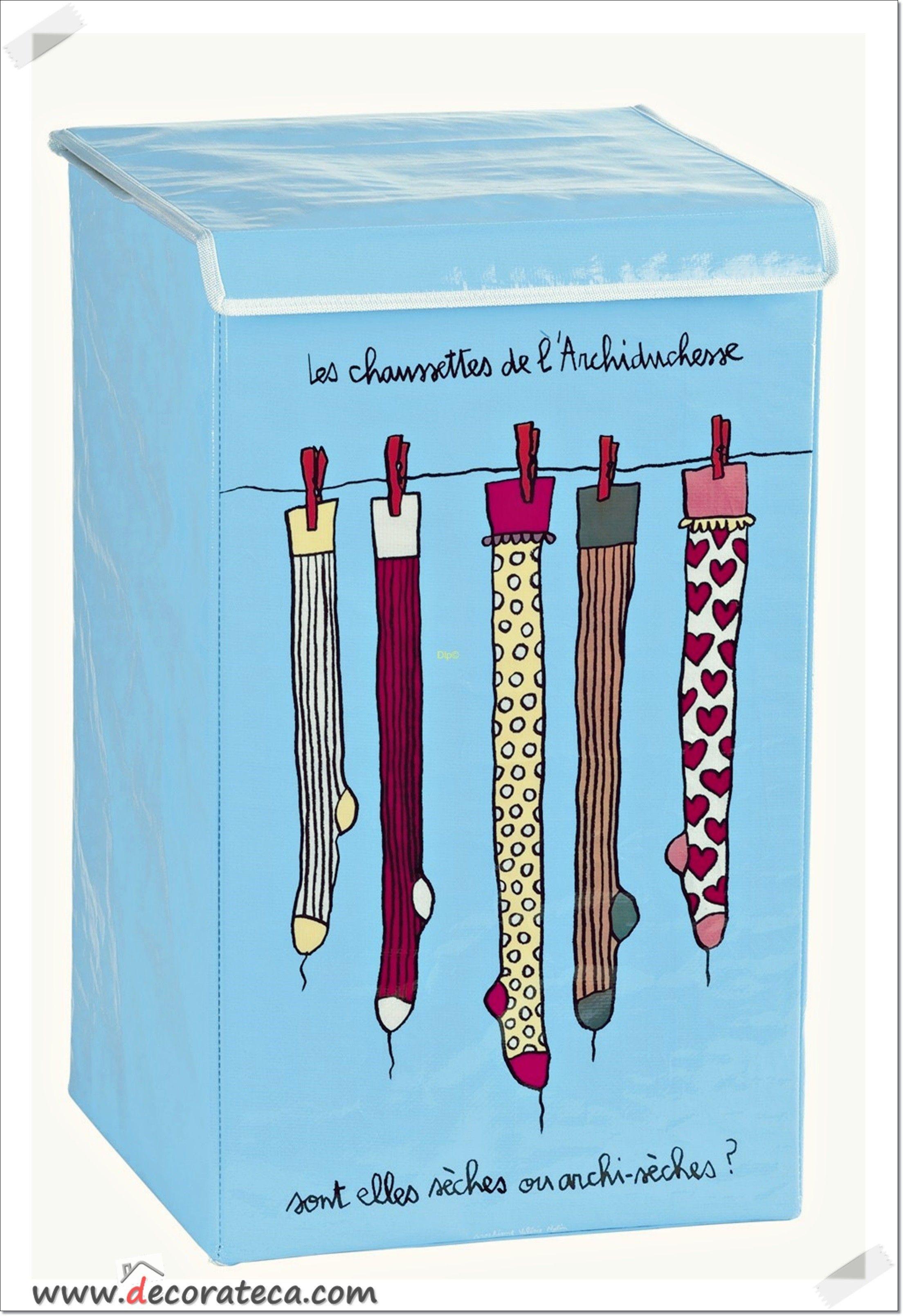 Original cesto para la ropa sucia calcetines www - Cestos para ropa sucia ...