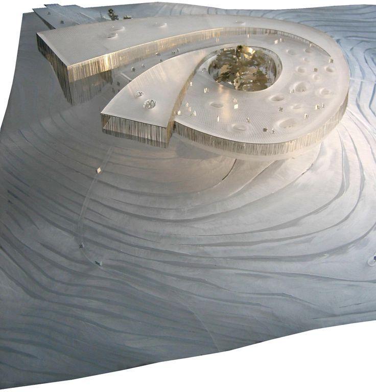 Amazing Architecture Magazine: X Tu Architects: Museum Of Civilizations