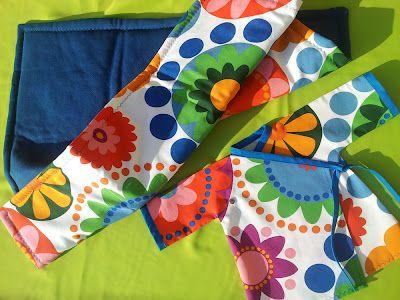 Conjunto kimono+manta | Galletas de Chocolate