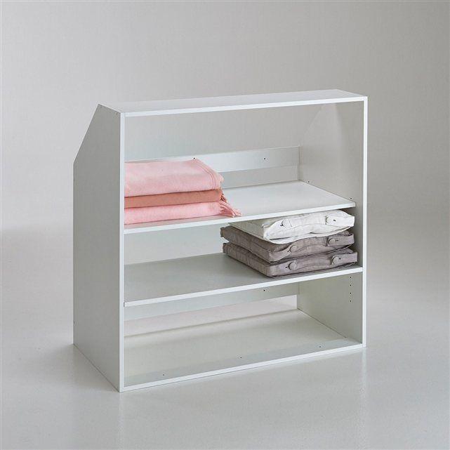 Module Dressing Special Sous Pente Resima La Redoute Shopping Prix 89 Meubles De Rangement Rangement Combles Meuble