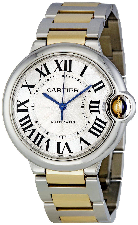 Cartier Ballon Bleu 18kt Gold Watch Cartier Ballon Bleu
