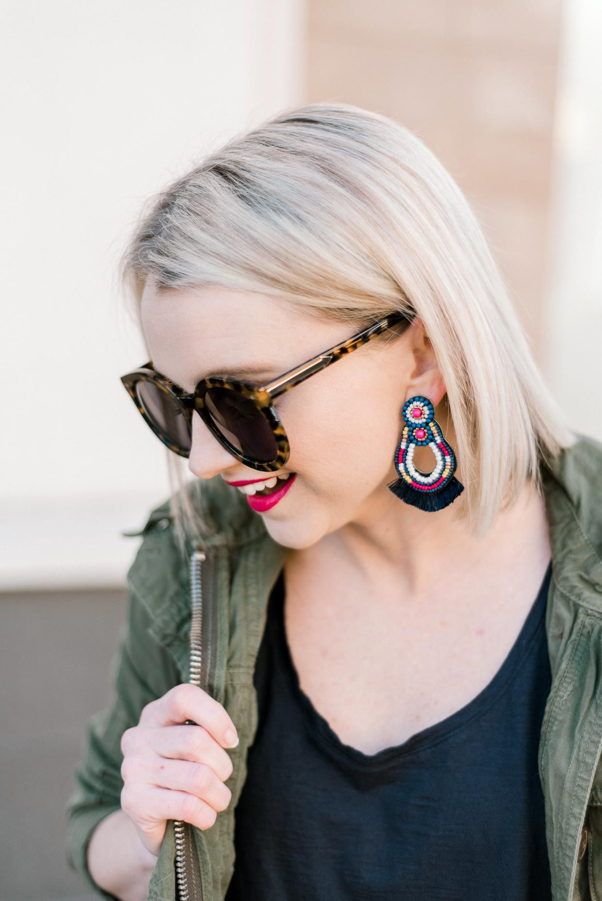 2333c37b5 The Best Statement Earrings For Spring | Best Beauty & Style Tips ...