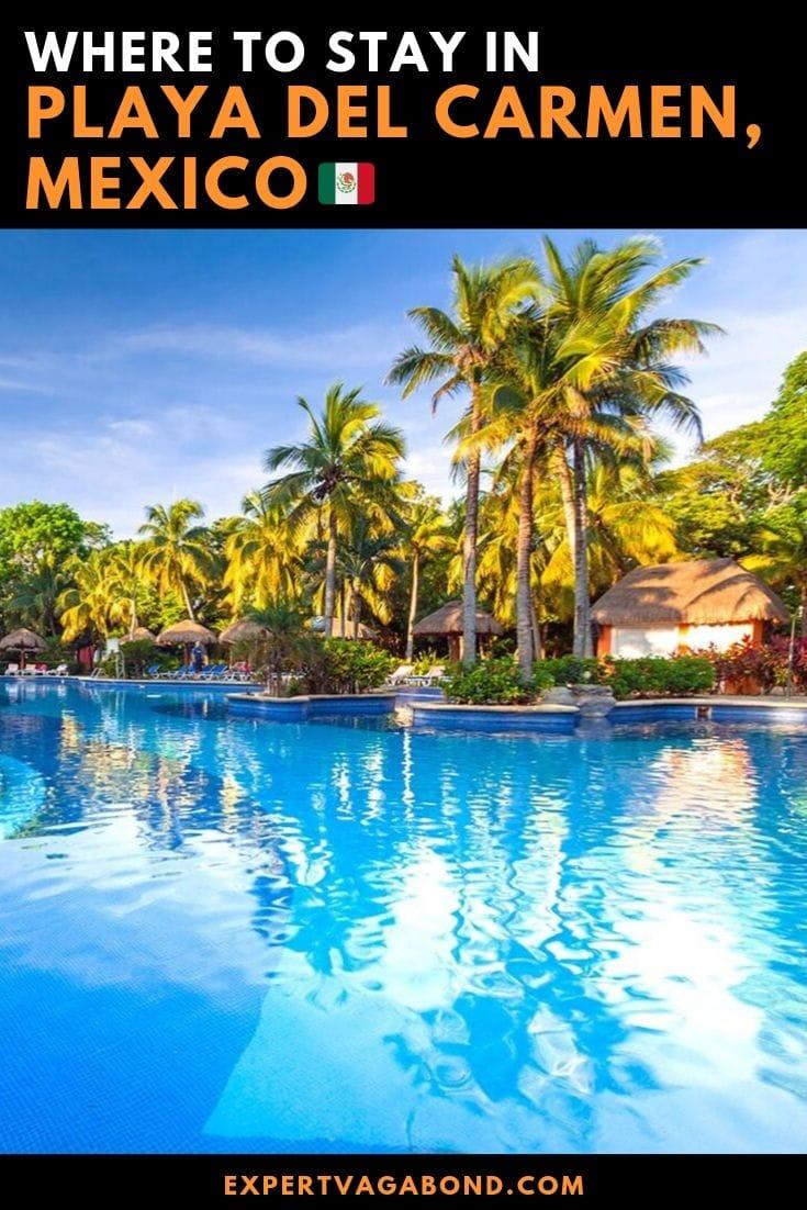 Where To Stay In Playa Del Carmen Best Neighborhoods Hotels Playa Del Carmen Resorts Playa Del Carmen Hotel Playa Del Carmen