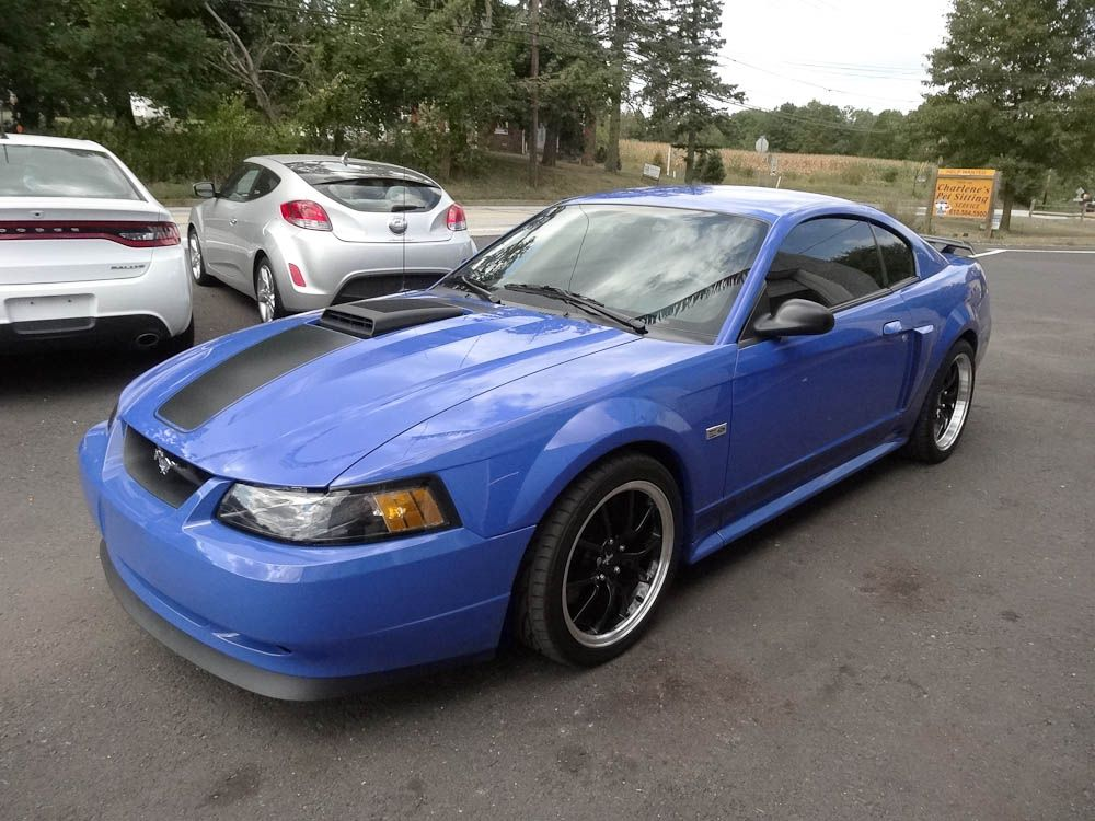 Wow You Won T Believe How Nice This 1 Owner 2004 Ford Mustang Mach 1 Is It Even Smells New Only 7 156 Miles One Of 1034 B Classic Car Insurance Ford Gt Car