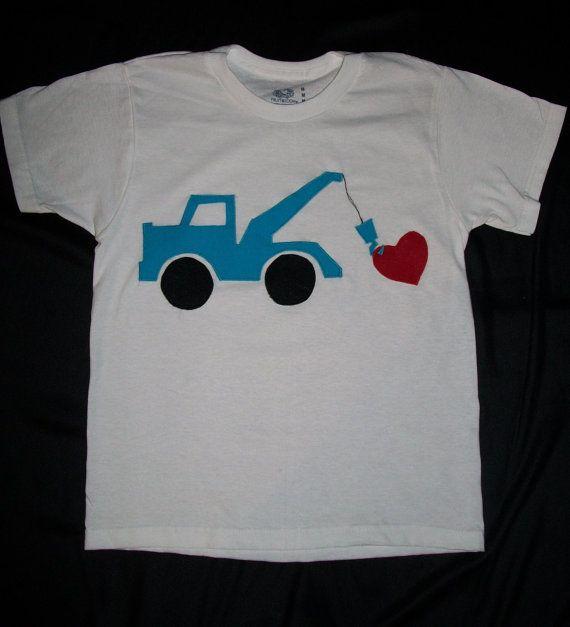 Boy S Valentine Shirt Valentine Pinte