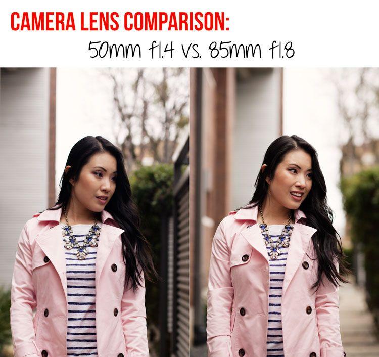 Camera Lens Comparison 50mm F1 4 Vs 85mm F1 8 Cute Little Interior Design Games 50mm Vs 85mm Lens Nyc Interior Design