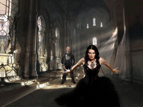 Sharon Den Adel Love Art Art Gothic Art