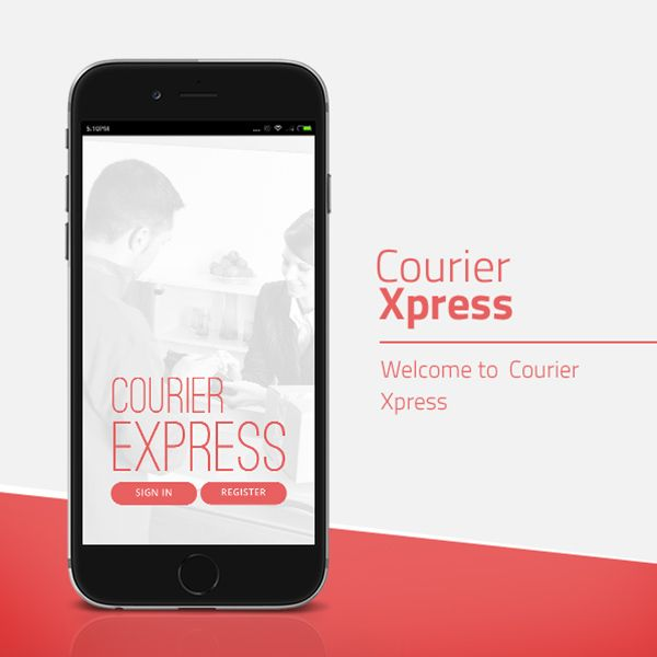 Pin by Elluminati on Uber clone script for Courier Services | Mobile