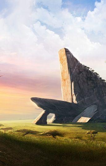 The Lion King - der große spitze Felsen xD