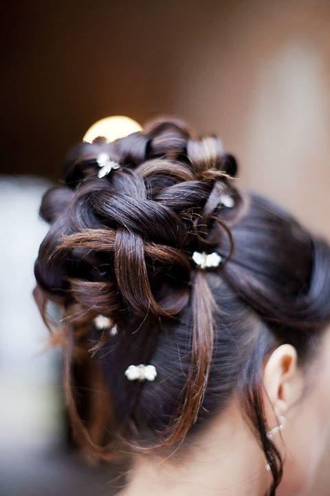 29+ Essai coiffure mariage des idees