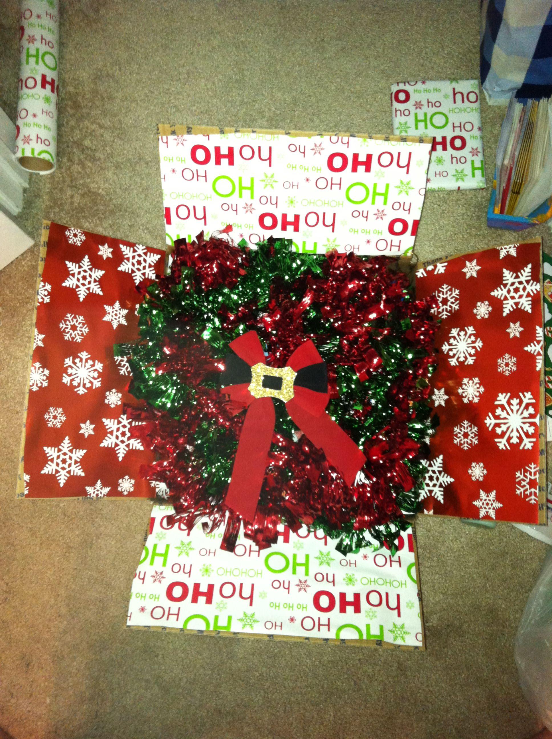 Christmas military box military gift boxes christmas