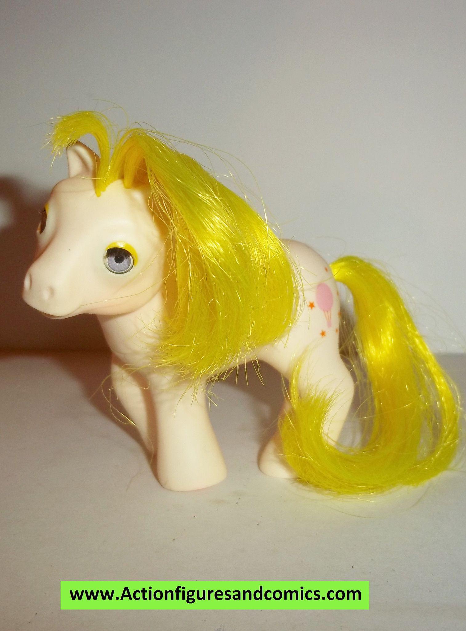 my little pony BABY LOFTY 1985 mlp vintage baby blue eyes