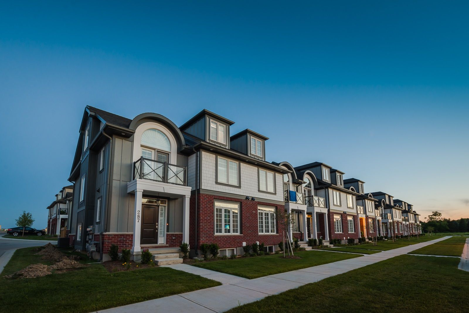 London Ont Luxury Masonville 4 Bedroom Brand New Town House Near Schulich