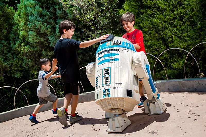 Legoland Florida Star Wars Weekends