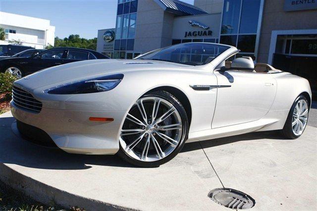 AstonMartin DB Volante Volante Dr Convertible Convertible - Aston martin naples