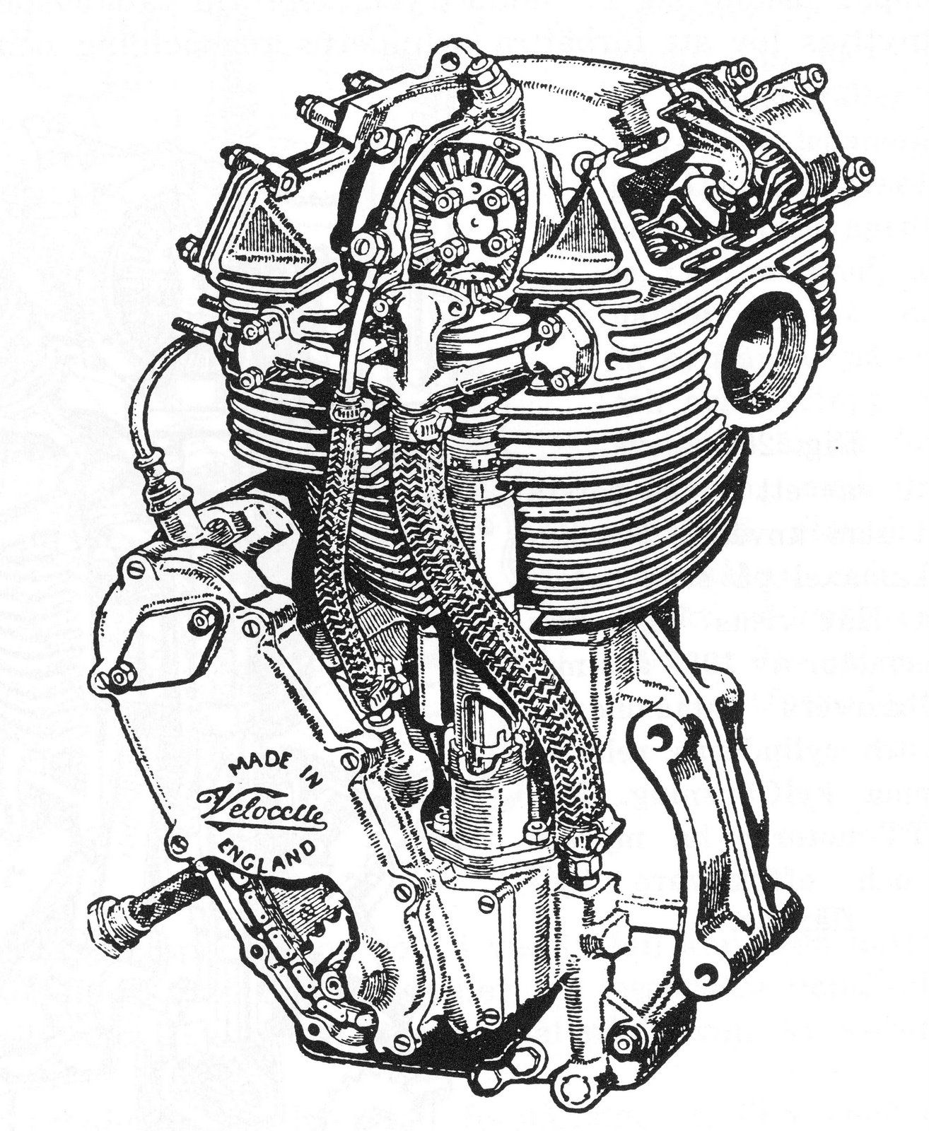 Velocette owners club dorking centre plete list of all motorcycle manufacturers wide