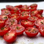 Baked Tomatoes: Side Dish Dinner Recipe