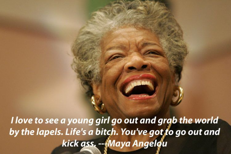 Famous Women Quotes Maya Angelou  Maya Angelouღ  Pinterest  Famous Women Quotes .