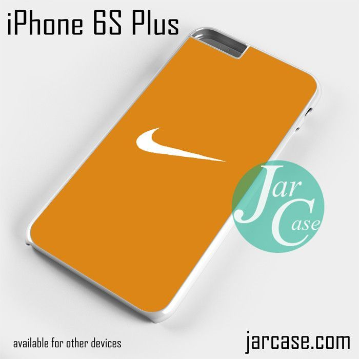 Nike in Orange - Z Phone case for iPhone 6S Plus and other devices