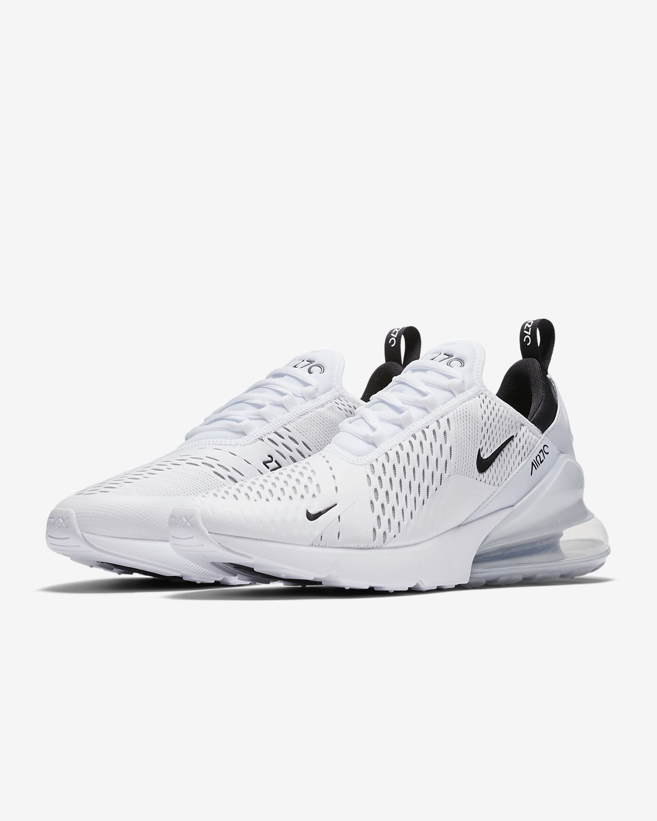 Nike Air Max 270 White Black – hier kaufen | Nike air