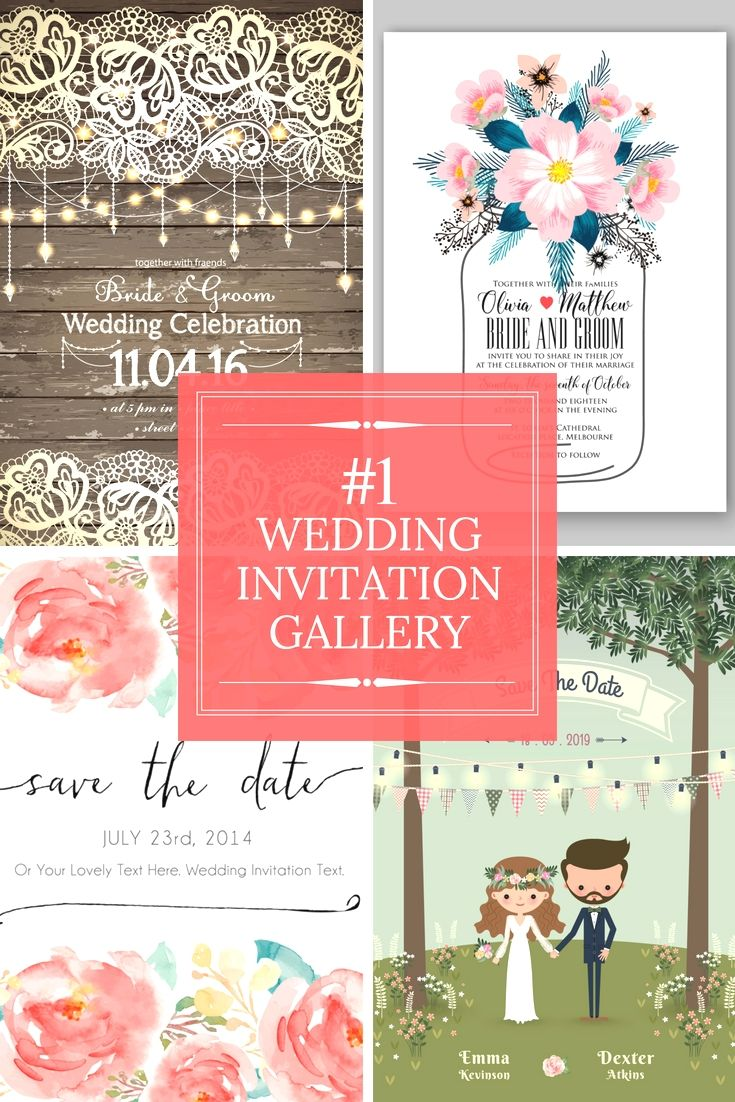 Enchanting You Are Invited To Our Wedding Ornament - Invitations and ...