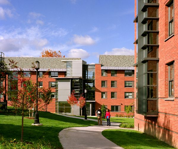 Hobart William Smith College Residence Hall | Residence ...