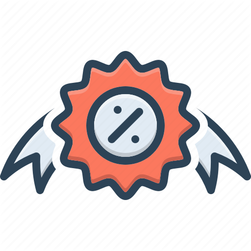Bargain Circle Coupon Discount Offer Offering Proposal Icon Download On Iconfinder Icon All Icon Coupons