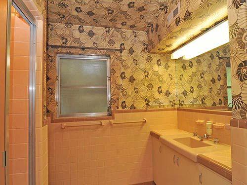 Wilmington Nc Mid Century Modern Time Capsule 16 Photos Vintage Bathrooms Mid Century Modern Bathroom Main Bathroom Ideas