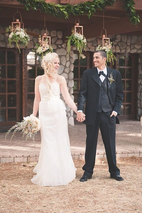 Hitched Rustic Romance Wedding Inspiration From Orchestrated Stylized Shoots