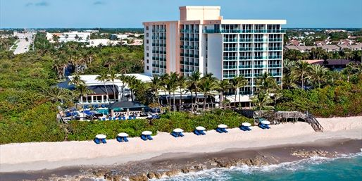 Jupiter Beach Resort And Spa Island Florida