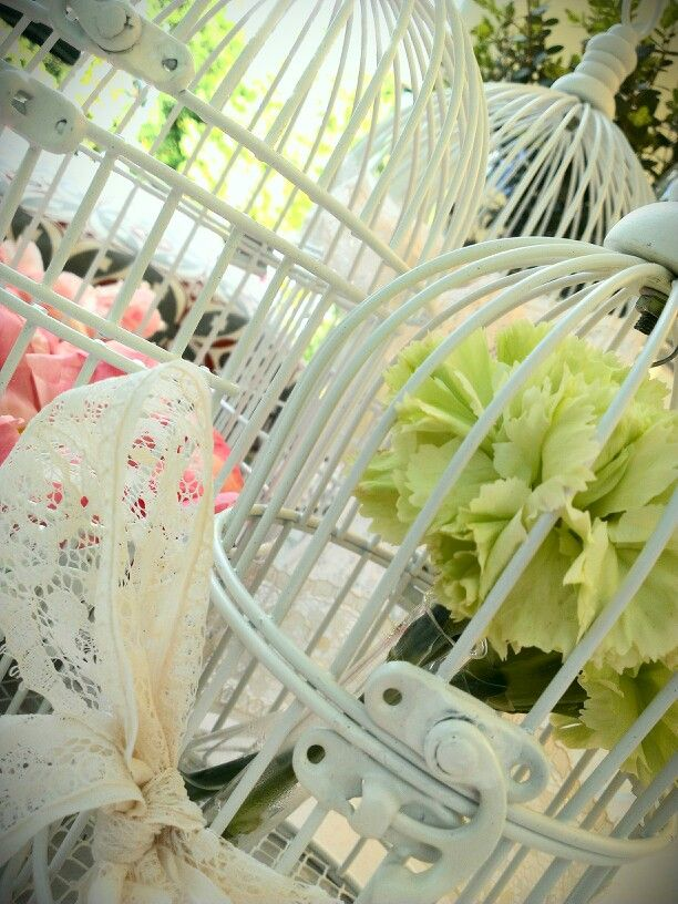 #Flowers in a cage #ilpiacerediricevere