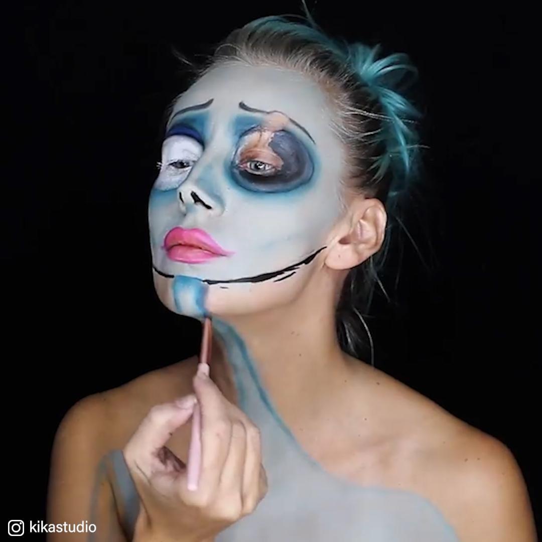 Photo of 7 Wild AF Halloween Makeup Looks
