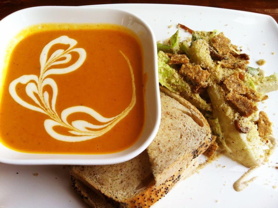 ... spicy chipotle sweet potato soup a beautiful mess spicy sweet potato