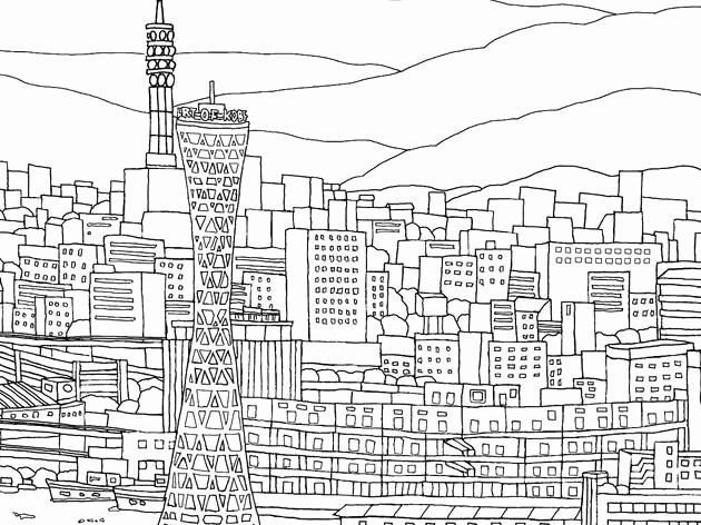 Holiday Train Coloring Pages Lovely Hanshin Railways Offers Osaka And Kobe Colouring Pages And Train Coloring Pages Holiday Train Coloring Pages