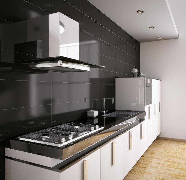Modern Kitchen Tiles 7 Beautiful Kitchen Backsplash Designs: Beautiful 12×24 Kitchen Tile &EQ85